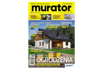 """Murator"" liderem segmentu wnętrzarsko-budowlanego"